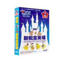 幼儿童宝宝少儿迪士尼神奇英语动画片启蒙学习教材光盘DVD光碟片