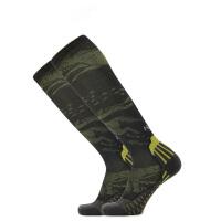 马拉松压缩袜登山速干跑步袜子机能长筒骑行小腿袜男女户外运动袜