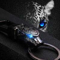 汽车钥匙扣男腰挂件个性 高档车钥匙扣圈环男士创意礼品