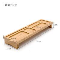 创意电脑显示器增高架办公室楠竹桌面收纳架书桌台面收纳盒置物架