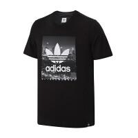 adidas阿迪达斯三叶草2017新款运动服男服短袖T恤BR4972
