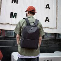 旅行背包男双肩包时尚潮流潮牌街头大容量书包户外休闲简约电脑包