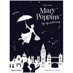 【T&H】Helene Druvert纸雕艺术儿童书 Mary Poppins Up, Up and Away 英文原