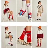 �和�帆布鞋男童鞋子小童女童板鞋布鞋