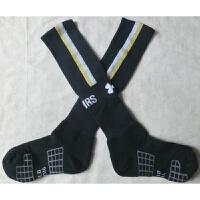 少年儿童毛巾底长筒足球袜/排球袜/运动袜 过膝 藏青色 S号(脚28-34号)