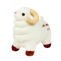可爱生日礼物女生闺蜜儿童公仔羊娃娃小绵羊玩偶毛绒玩具