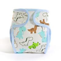 南极人(Nanjiren) 婴儿尿布裤0纯棉宝宝尿布兜3夏薄款6新生儿防水防漏隔尿裤12个月