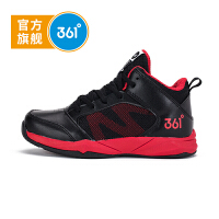 【新春2.5折价:69.7】361度童鞋 男童篮球鞋 秋季男童运动鞋儿童篮球鞋K71811108
