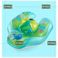 婴儿游泳圈儿童加厚趴圈宝宝腋下圈新生儿脖圈0-3岁可调节防侧翻 趴圈(建议0-3岁)