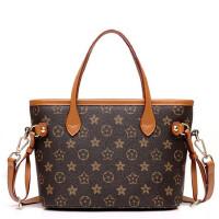 女包 手提包包欧美时尚复古大包印花单肩斜跨包