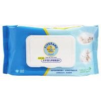 五羊 五羊婴儿护肤柔湿巾(PiPi专用) 80片
