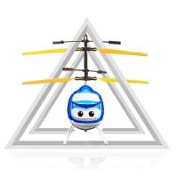 遥控飞机耐摔直升飞机充电感应飞行器会飞电动儿童男女孩飞机玩具