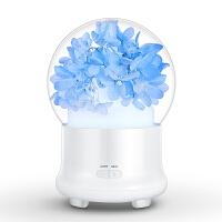 香薰加湿器静音迷你办公室家用桌面便携补水精油空气香薰机