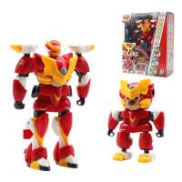 玩具机器人套装6.5寸变形金刚狮子二合体神翼天鸟超鹰波