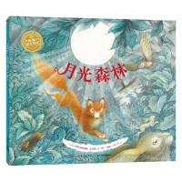 绘本花园:月光森林(精)(新版)
