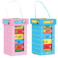 宝宝认知卡 0-1岁新生儿婴幼儿童双语早启蒙认字识物玩具套装礼盒