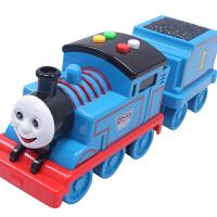 奋发托马斯小火车玩具宝宝火车音乐惯性儿童玩具火车模型男孩