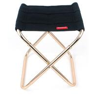 折叠椅 户外折叠椅子露营铝合金钓鱼椅烧烤凳折叠凳便携火车凳野营小马扎登山旅游外出创意家具
