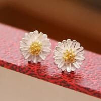 韩国简约可爱银耳钉女气质网红同款耳环饰品个性百搭迷你小耳骨钉
