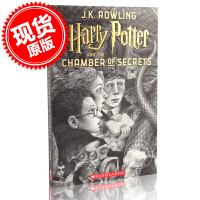现货 哈利波特与密室20周年纪念版2 英文原版 Harry Potter and the Chamber of Sec