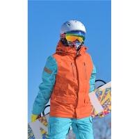 户外单板滑雪服男女情侣款保暖滑雪衣冬季户外防风防水透气滑雪服