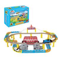 托马斯电动 玩具火车 轨道小火车