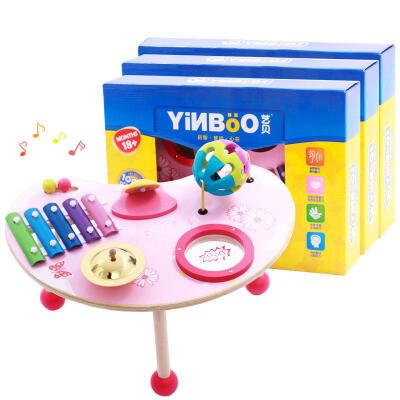 【领券立减50元】米米智玩 5音阶多功能敲琴组合益智玩具儿童玩具男女宝宝生日礼物1-3岁六一节玩具礼物活动专属【领券立减50元】 儿童早教益智玩具大促