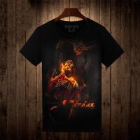 科比t恤詹姆斯库里哈登球衣T恤男篮球队服球衣男t恤男短袖t夏衣服