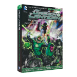 Green Lantern The Wrath of the First Lantern (The New 52) 漫