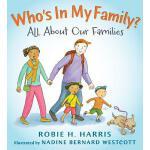 【预订】Who's In My Family? All About Our Families