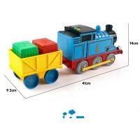 儿童玩具 惯性小火车玩具声光音乐故事机男孩女孩儿童早教益智礼盒装生日礼物