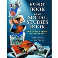 【预订】Every Book Is a Social Studies Book: How to Meet Standa