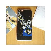 篮球勇士队库里6s手机壳三分王蚕丝纹保护套6plus全包外壳潮酷 iphone6 plus