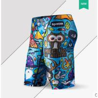 泳裤男防尴尬五分平角游泳裤男士泳衣游泳装备套装专业速干泳裤