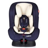 宝童安汽车宝宝婴儿车载简易儿童安全座椅可坐可躺双向0-6岁