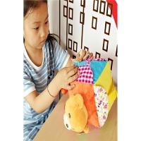 可爱布娃娃儿童礼物创意玩偶智能玩具熊公仔