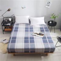床罩纯棉床笠单件全棉席梦思保护套防尘罩床垫套全包可拆卸
