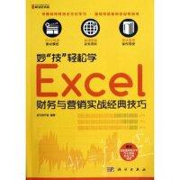 """妙""""技""""轻松学--Excel财务与营销实战经典技巧(DVD)"""