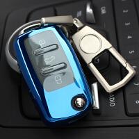 钥匙包钥匙包帕萨特套速钥匙包甲壳虫途观钥匙锁匙扣女士钥匙包钥匙扣钥匙