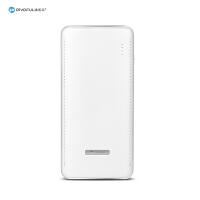 【当当自营】Pivoful浦诺菲充电宝乐智10000毫安移动电源小巧便携快充手机平板通用  典雅白色