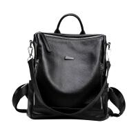 迷你双肩包女包韩版休闲小背包女士小包包新款时尚胸包 1_黑色