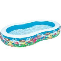 儿童充气游泳池儿童宝宝戏水池家庭泳池