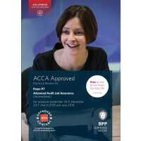 ACCA P7 Advanced Audit and Assurance (Revision Kit) 高级审计与认证业务(练习册)9781509708673