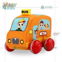 儿童玩具车男孩回力惯性小车1-2-3岁宝宝警车消防车