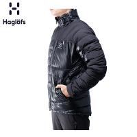 Haglofs火柴棍户外运动男款轻量保暖舒适羽绒服 603271 欧版