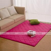 加厚卧室满铺地毯客厅茶几卧室床边毯地垫地毯可爱榻榻米地毡垫子
