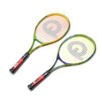 强力 训练运动拍网球拍 网球回弹器 初学者适用 630B 黄绿/蓝绿