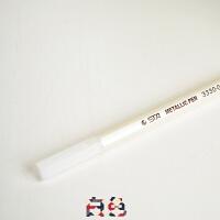10色金属彩色油漆笔记号笔照片涂鸦笔DIY相册彩笔抖音