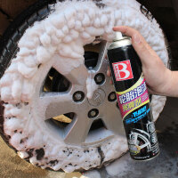 轮胎光亮剂清洗剂 汽车轮胎蜡去污上光保护剂 轮胎清洗光亮剂