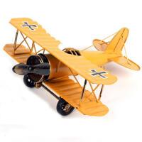 工艺品摆件装饰品复古家居飞机模型客厅摆件摆设